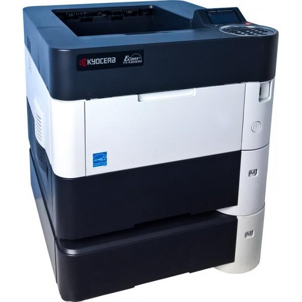 Drukarka laserowa Kyocera FS-4300DN, dupleks, LAN, 60 stron/min.