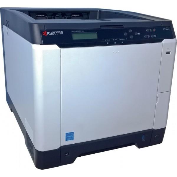 Drukarka laserowa Kyocera P6021cdn, dupleks, LAN, kolor, 21 stron/min.