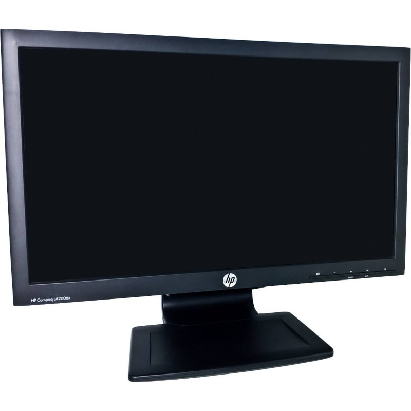 HP LA2006X 20 cali D-Sub DVI DisplayPort USB