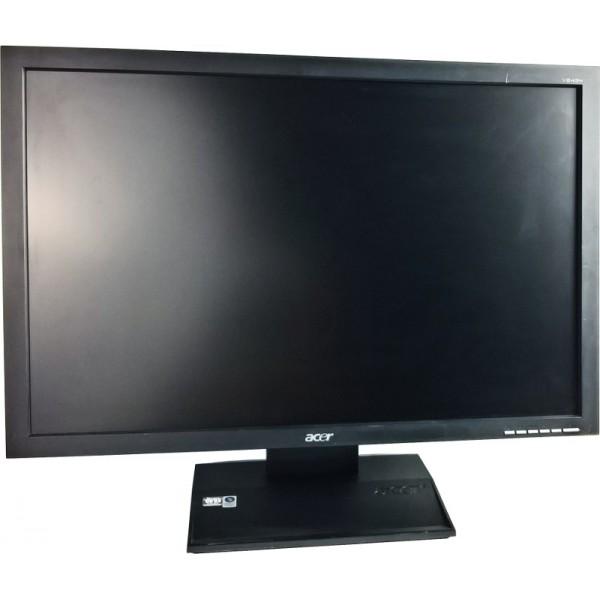 Monitor Acer V243W 20 cali VGA DVI