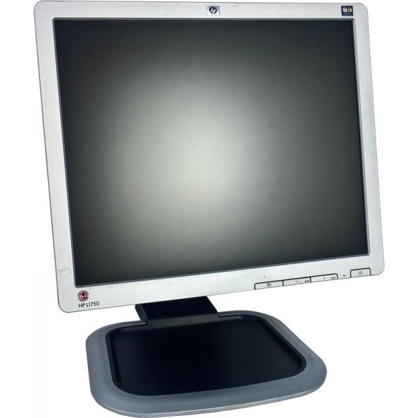 Monitor HP L1750 17 cali VGA DVI USB