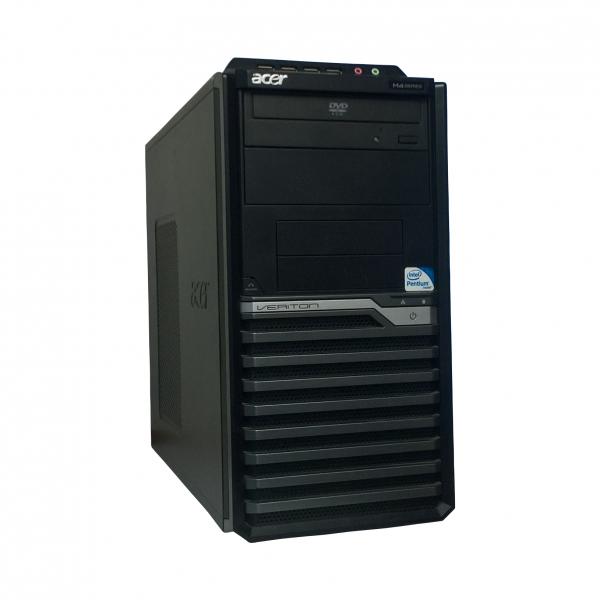 Komputer ACER Veriton M480G Pentium E5700 3,0GHz 4GB 500GB HDD Windows 10