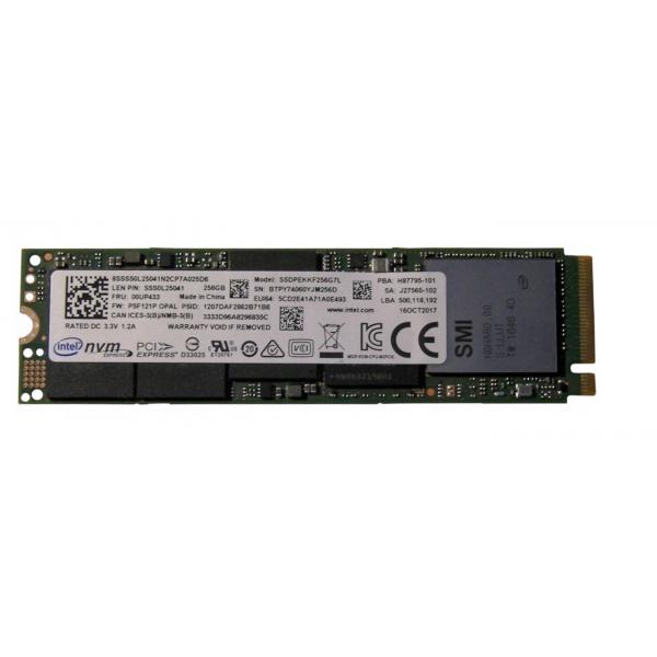 Dysk SSD 256GB Intel M.2 PCIe NVMe SSDPEKKF256G7L