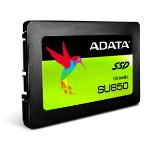 """Dysk SSD ADATA Ultimate SU650 960GB 2,5"""" SATA3 (520/450 MB/s) 7mm, 3D NAND-6586"""