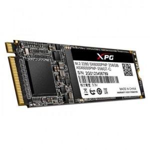 Dysk SSD ADATA XPG SX6000 PRO 256GB M.2 PCIe NVMe (2100/1200 MB/s) 2280, 3D TLC NAND-6593