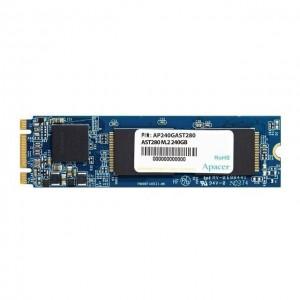 Dysk SSD Apacer AST280 240GB M.2 SATA 2280 (520/495 MB/s) 3D TLC-6619