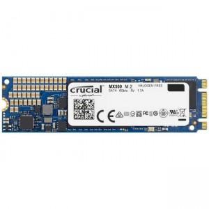 Dysk SSD Crucial MX500 250GB M.2 2280 SATA3 (560/510 MB/s) TLC-6634