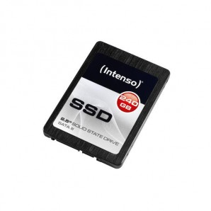 """Dysk SSD wewnętrzny Intenso 240GB 2.5"""" SATA III -6684"""