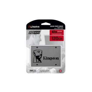 """Dysk SSD Kingston UV500 120GB SATA3 2,5"""" (520/320 MB/s) TLC, 3D NAND, 7mm-6691"""