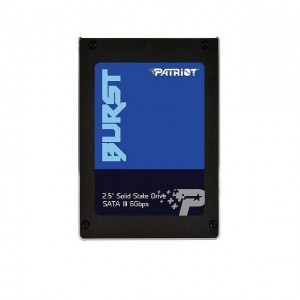 "Dysk SSD Patriot Burst 120GB SATA3 2,5"" (560/540 MB/s) 7mm, TLC-6743"