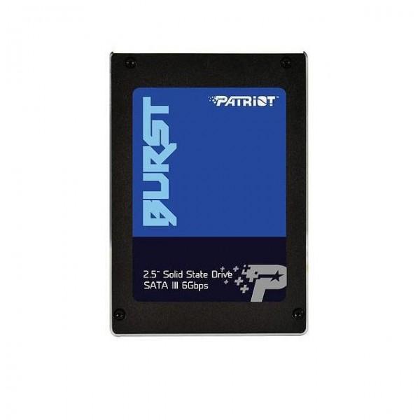 """Dysk SSD Patriot Burst 120GB SATA3 2,5"""" (560/540 MB/s) 7mm, TLC-6743"""