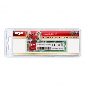 Dysk SSD Silicon Power A55 256GB M.2 2280 SATA3 (560/530 MB/s)-6803