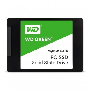 "Dysk SSD WD Green 240GB 2,5"" (540/465 MB/s) WDS240G2G0A-6833"