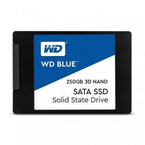 "Dysk SSD WD Blue 250GB 2,5"" (550/525 MB/s) WDS250G2B0A 3D NAND-6838"