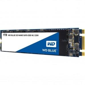 Dysk SSD WD Blue 1TB M.2 2280 (560/530 MB/s) WDS100T2B0B 3D NAND-6843