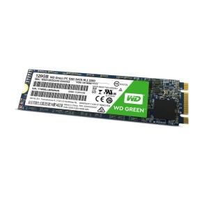 Dysk SSD WD Green 120GB M.2 2280 (odczyt 545 MB/s) WDS120G2G0B-6844