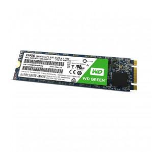Dysk SSD WD Green 240GB M.2 2280 (odczyt 545 MB/s) WDS240G2G0B-6847