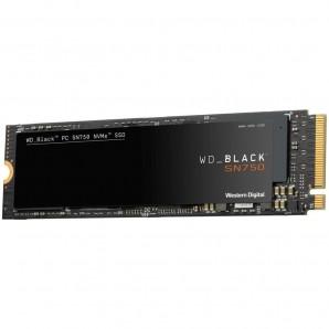 Dysk SSD WD Black SN750 250GB M.2 2280 PCIe NVMe (3100/1600 MB/s) WDS250G3X0C-6855