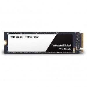 Dysk SSD WD Black 500GB M.2 2280 PCIe NVMe (3400/2500 MB/s) WDS500G2X0C-6857