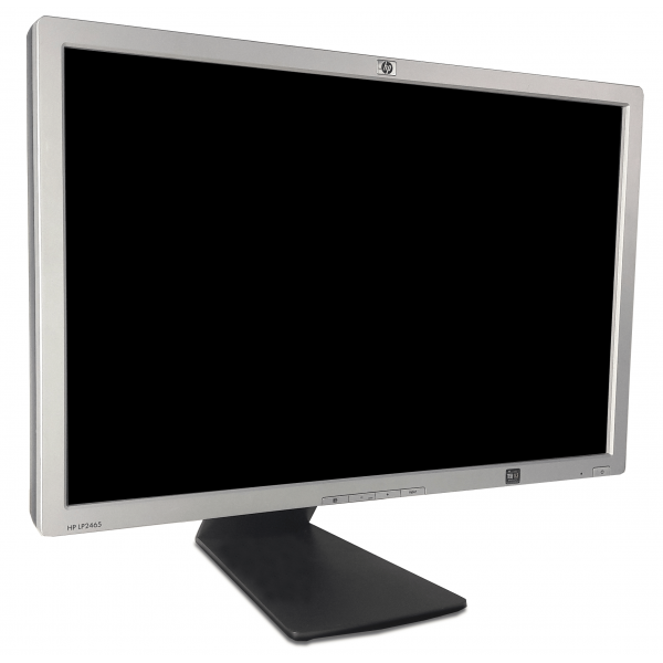 "Monitor HP 24"" LP2465 1920x1200p"