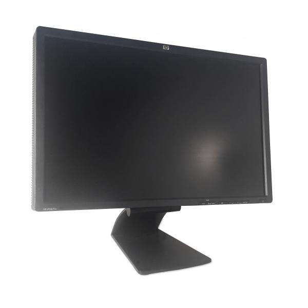 "Monitor HP 24"" Compaq LP2475 1920x1200p"
