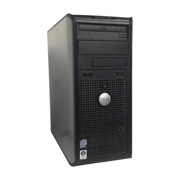 Komputer DELL Optiplex 755 Core2Duo E6600 2,4GHz 4GB 500GB HDD Windows 10