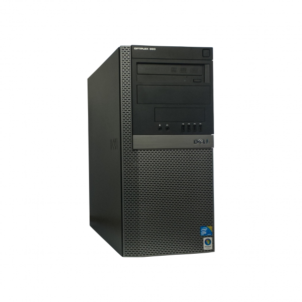 Komputer DELL Optiplex 960 Core2Duo E8400 3,0GHz 4GB 500GB HDD Windows 10