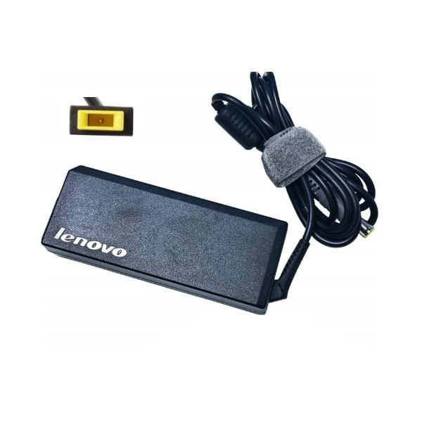 Zasilacz ładowarka Lenovo 90W Płaski wtyk ThinkPad IdeaPad Flex