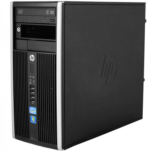 Komputer HP Compaq 6200 Pro i3-2100 3,1GHz 4GB 120GB SSD Windows 10