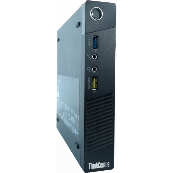 Komputer Lenovo ThinkCentre M93p i7-4765T 2,0GHz 4GB 256GB SSD Windows 10