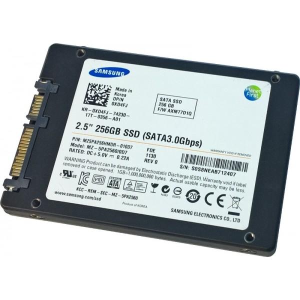 """Dysk SSD 256GB 2,5"""" SATA II MIX"""
