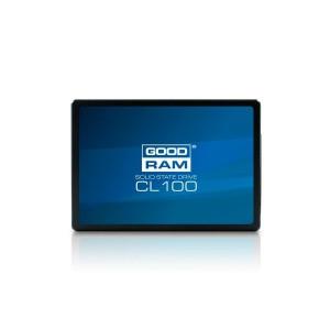 """Dysk SSD GOODRAM CL100 480GB SATA III 2,5"""" (550/450) 7mm-6662"""