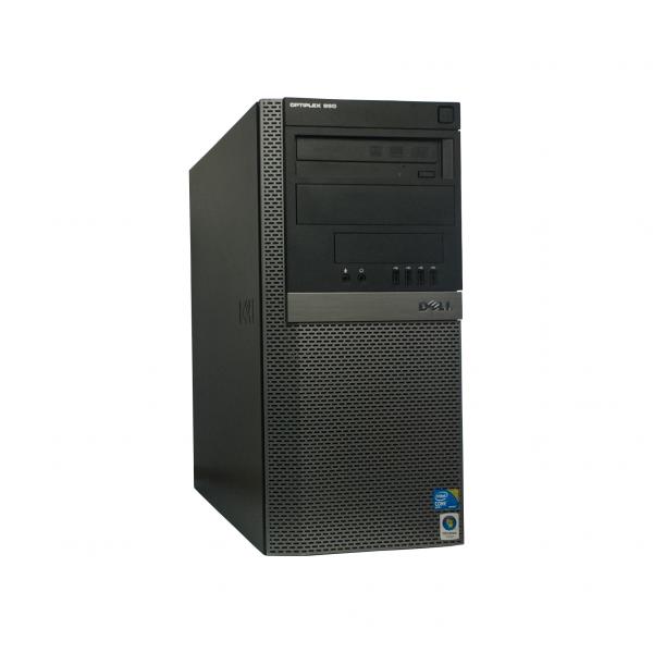 Komputer DELL Optiplex 960 Core2Duo E8400 3,0GHz 4GB 120GB SSD Windows 10