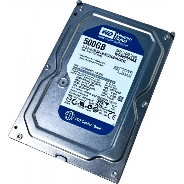 Dysk Twardy 500GB HDD 3,5 cala
