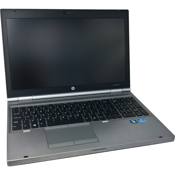 Laptop HP EliteBook 8570p i5-3320M 2,6GHz 8GB 120GB SSD Windows 10
