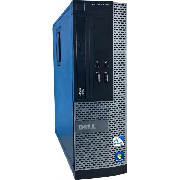 Komputer DELL Optiplex 390SFF i5-2400 3,1GHz 8GB 240GB SSD Windows 10
