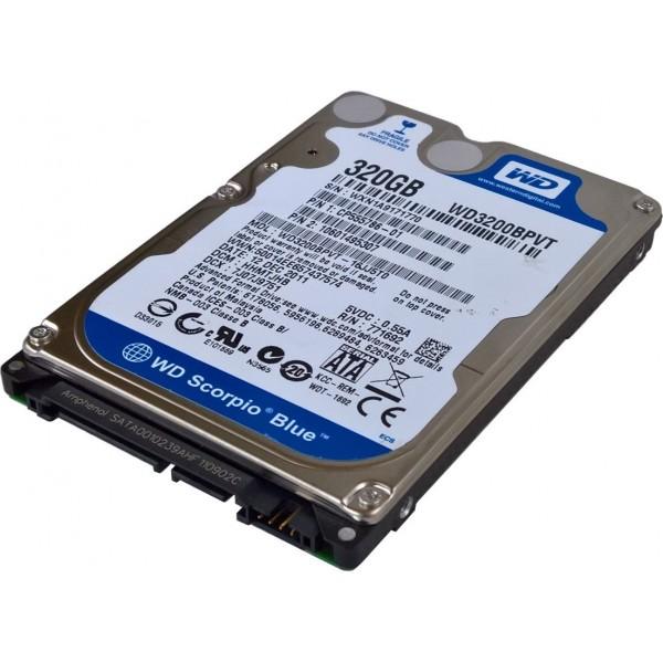 Dysk Twardy 320GB HDD Laptop 2,5 cala